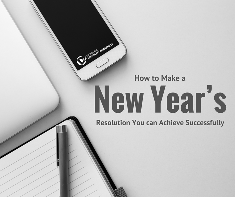 How to Make a New Year's Resolution You can Achieve Successfully