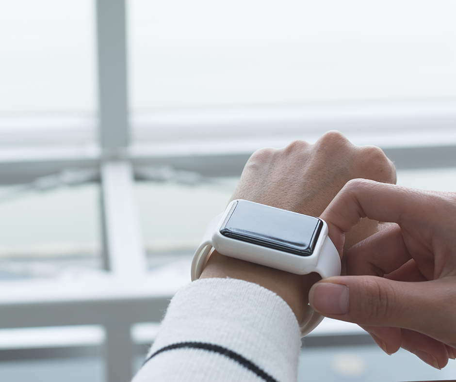 Beyond Healthy Behaviors: Using Wearables in a Clinical Setting