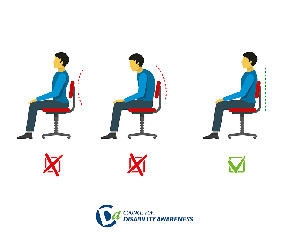 The Benefits of Good Workplace Posture