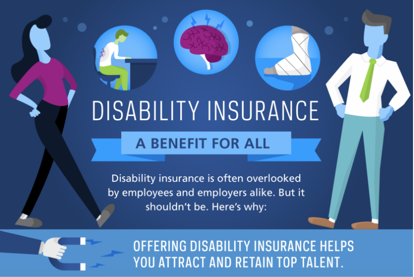 disability insurance a benefit for all