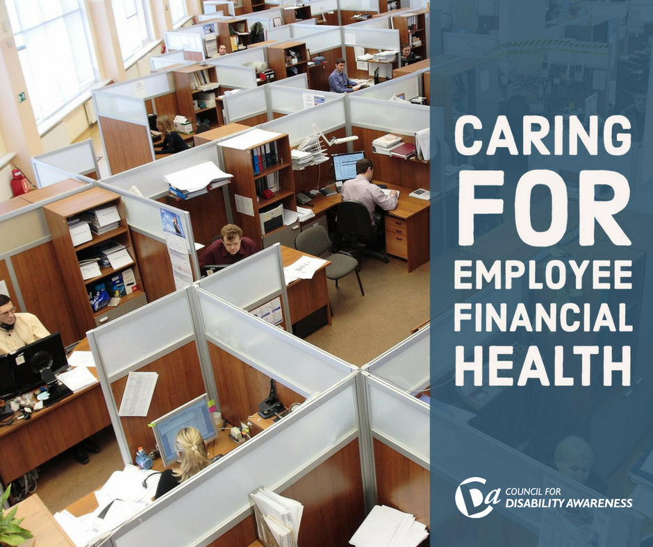Caring for Employee Financial Health